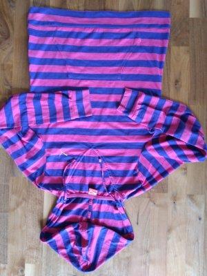 Puma Maglietta sport rosso lampone-viola scuro