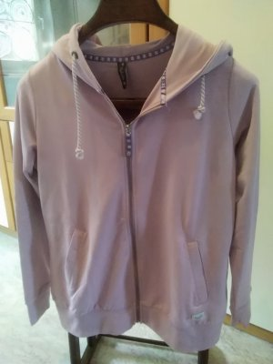Multiblu Hooded Shirt mauve