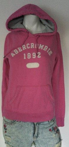 Abercrombie & Fitch Felpa con cappuccio rosa