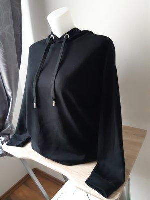 Kapuzensweatshirt/Hoddie schwarz