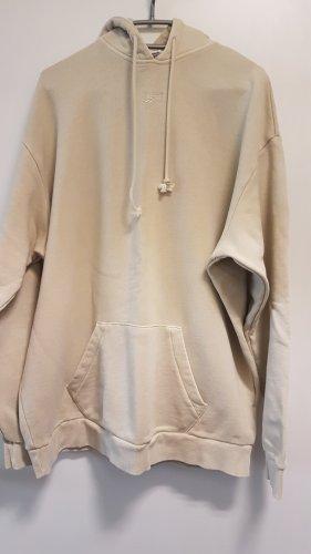 Reebok Hooded Sweatshirt oatmeal-beige