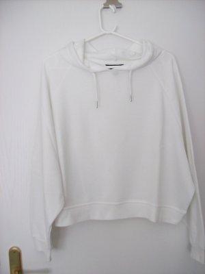 New Look Hooded Sweatshirt white