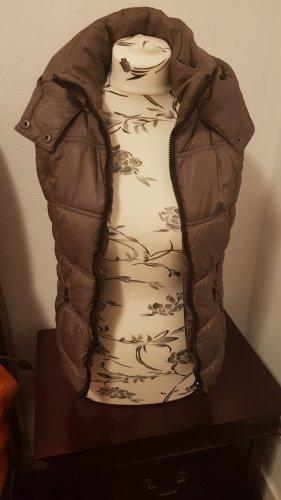 Clockhouse Capuchon vest brons
