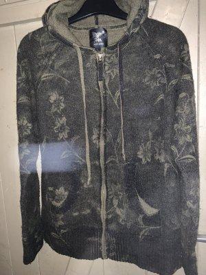 Hooded Vest dark green