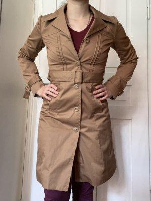 karamellfarbener Trenchcoat von H&M
