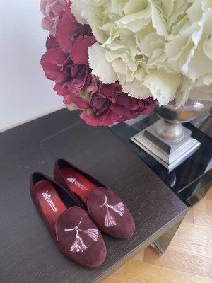 Kardinale Loafers