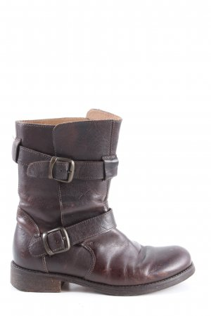 KARE Short Boots brown casual look