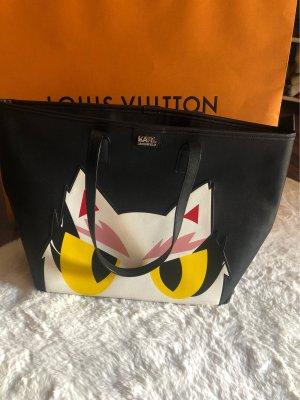 Karl Lagerfeld Borsa shopper nero Pelle