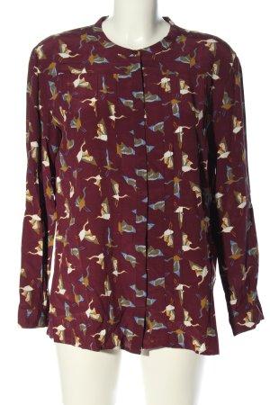 Karen by Simonsen Shirt Blouse allover print business style