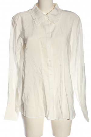 Karen by Simonsen Long Sleeve Shirt white casual look