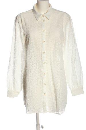 Karen by Simonsen Long Sleeve Shirt natural white elegant