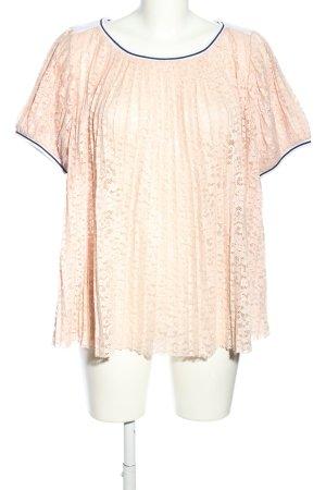 Karen by Simonsen Oversized Shirt pink casual look