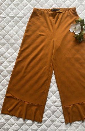 Karen by Simonsen 3/4 Length Trousers dark orange-orange polyester