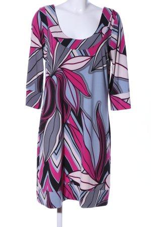 Karen Kane schulterfreies Kleid abstraktes Muster Casual-Look