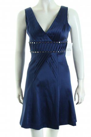 KAREN MILLEN A-Linien Kleid dunkelblau Elegant