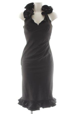 KAREN MILLEN Abendkleid schwarz Elegant