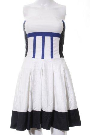 KAREN MILLEN Bandeau Dress multicolored elegant