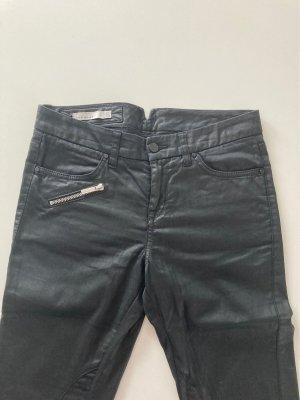 KAREN MILLEN Pantalone a sigaretta nero