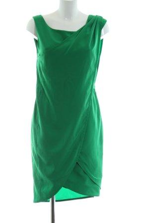 KAREN MILLEN Falda estilo lápiz verde elegante