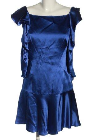 KAREN MILLEN Abito blusa blu elegante