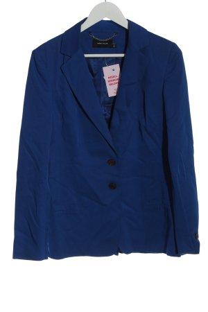 KAREN MILLEN Klassischer Blazer blauw zakelijke stijl