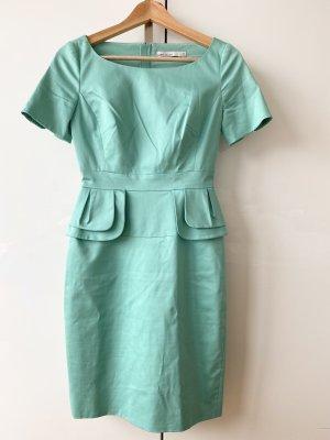 Karen Millen Kleid Gr 34 mint grün