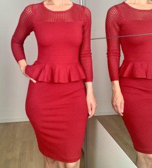 Karen Millen Kleid Größe 32 (UK 2) mit Volant