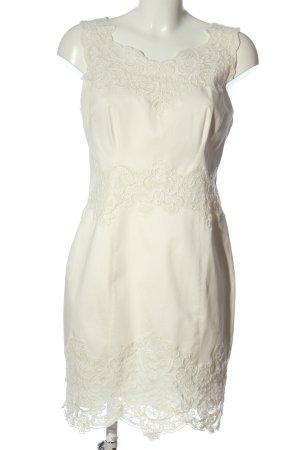 KAREN MILLEN Minikleid weiß Elegant