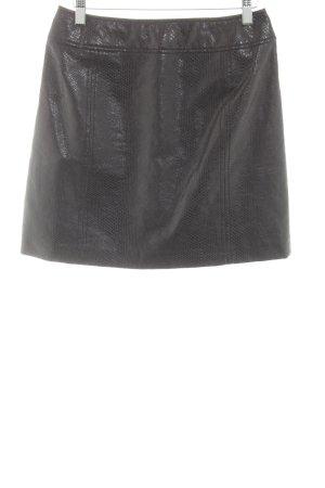 KAREN MILLEN Minifalda negro look casual