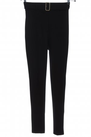 KAREN MILLEN Drainpipe Trousers black casual look