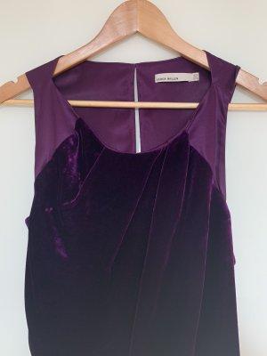 KAREN MILLEN Vestido de cóctel violeta amarronado-púrpura