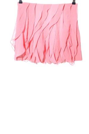 KAREN MILLEN Seidenrock pink Elegant