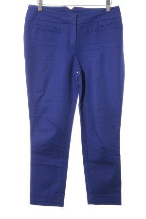 KAREN MILLEN Jersey Pants blue casual look