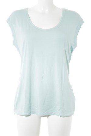 KAREN MILLEN T-Shirt türkis Casual-Look