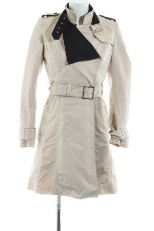KAREN MILLEN Trench Coat natural white casual look