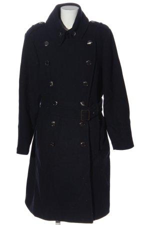KAREN MILLEN Cappotto invernale nero stile casual