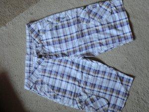 G-Star Pantalone largo viola scuro-bianco Cotone