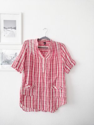 Glassons Blouse Dress white-red