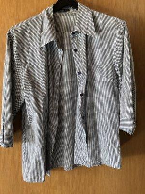 Street One Camicia a scacchi bianco-nero