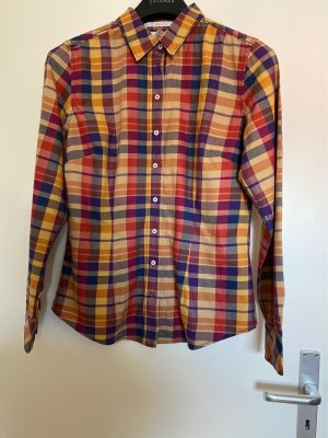 Campus by Marc O'Polo Checked Blouse multicolored