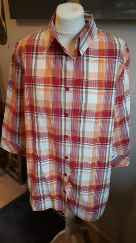 Canda Geruite blouse veelkleurig