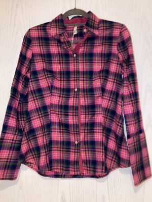 Sophie Checked Blouse multicolored