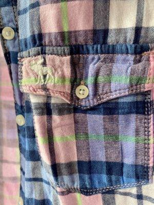 Abercrombie & Fitch Blusa-camisa multicolor