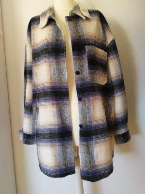 Zabaione Oversized Jacket multicolored polyester