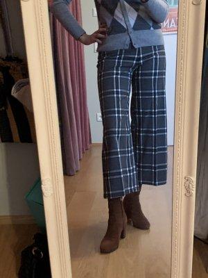 DANI Falda pantalón de pernera ancha multicolor
