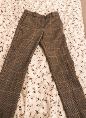 H&M Pantalon grijs-lichtbruin