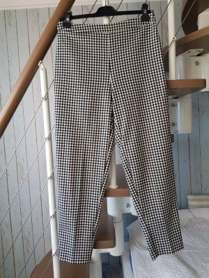 Miss Selfridge Pantalon en jersey blanc-noir