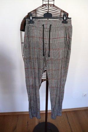 Comma Pantalone peg-top multicolore
