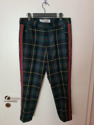 dolores Pantalon 7/8 multicolore viscose