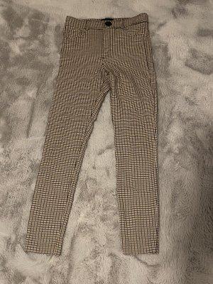 Zara Stretch broek veelkleurig